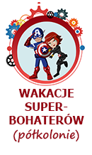 Wakacje superbohaterów (półkolonie)