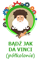 Bądź jak da Vinci (półkolonie)